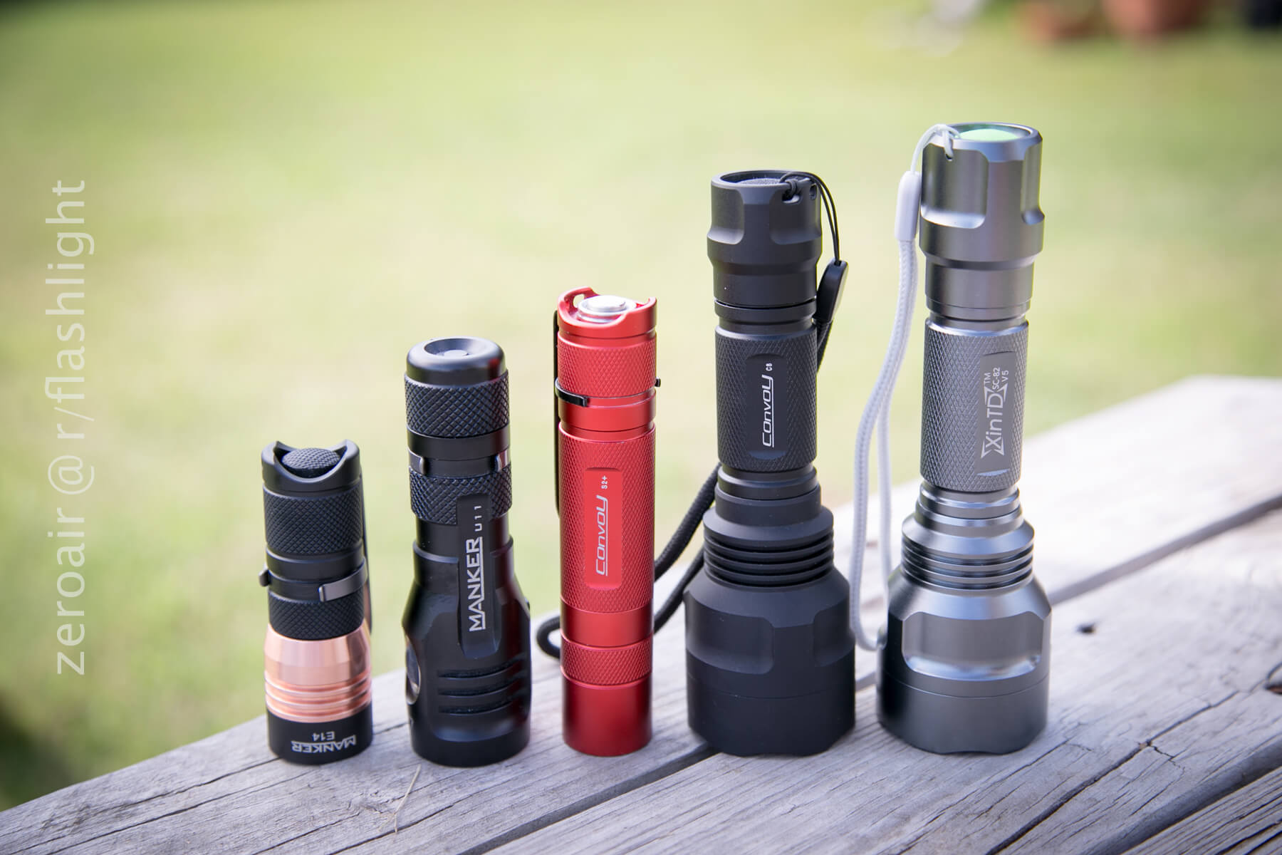 Convoy C8 XPL-HI [U6-3A] Flashlight Review – ZeroAir Reviews
